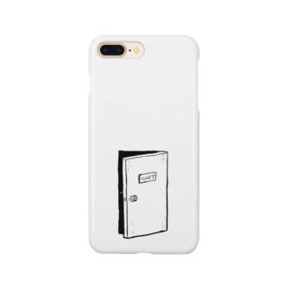 心のドア Smartphone cases