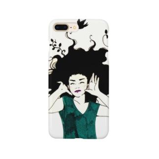 うるさい Smartphone cases