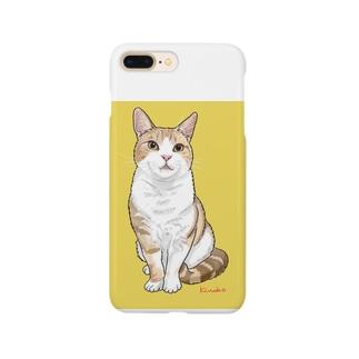 アメショのボワちゃん Smartphone cases