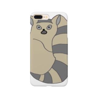ワオッ!!ワオキツネザル Smartphone cases