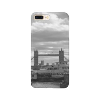 テムズリバー Smartphone cases