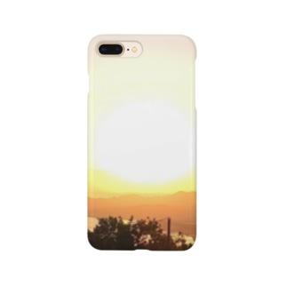 サンシェード Smartphone cases