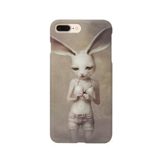 rabbit03 スマートフォンケース