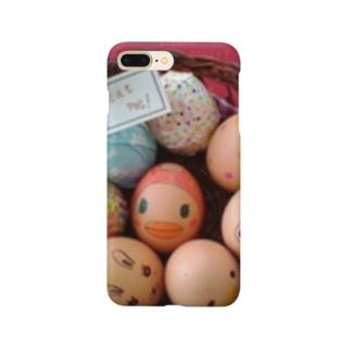 イースターエッグ Smartphone cases