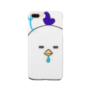 Lくんのグッズ Smartphone cases