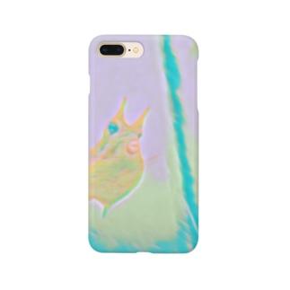 水族館の人気者 Smartphone cases