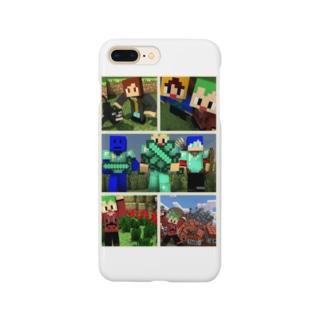 くろメモリアル Smartphone cases