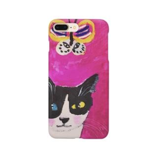 オッドアイのオトタン Smartphone cases
