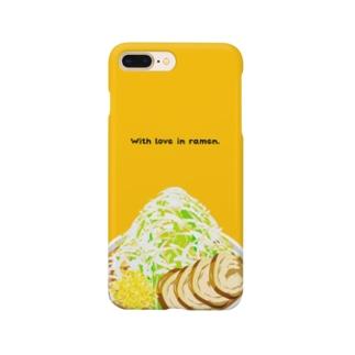 ラーメンケース Smartphone cases