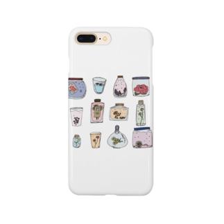 嬉しい小瓶 Smartphone cases