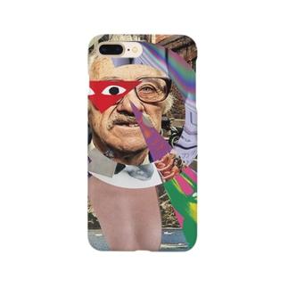 コラージュ✕コラージュ Smartphone cases