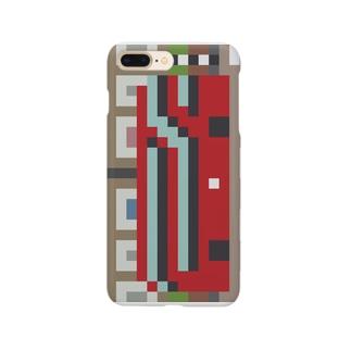ロンドンバス Smartphone cases