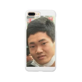 上田グッズ Smartphone cases