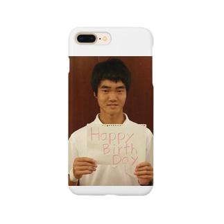 上田くんグッズ Smartphone cases
