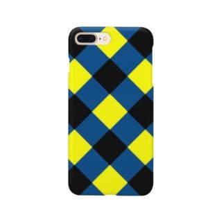 市松模様  Smartphone cases