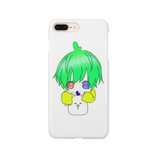 Lとマスコットキャラクターシリーズ Smartphone cases