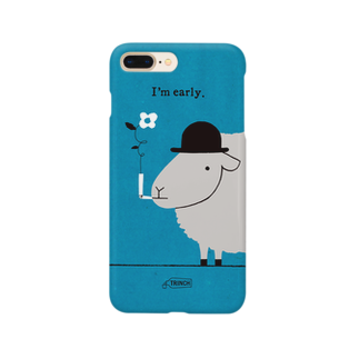 TRINCHのI'm early. Smartphone cases