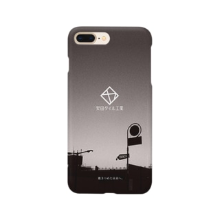 安田タイル工業設立81周年記念 Smartphone cases
