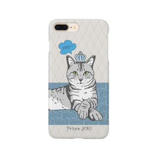 プリンス・ヨキ Smartphone cases