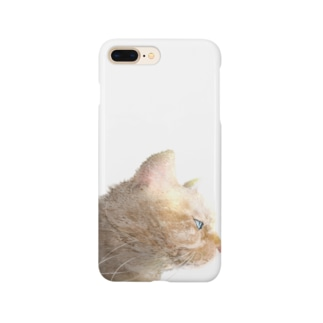 """ねこだに""""ゃん"""" Smartphone cases"""
