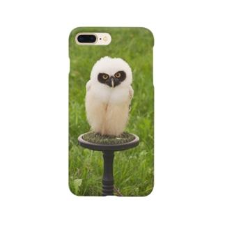フクロウ Smartphone Case