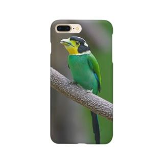 鳥 Smartphone cases