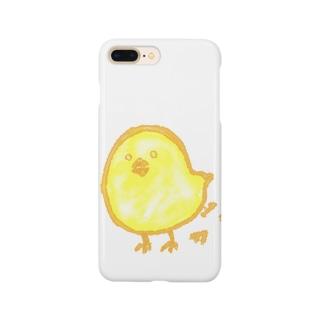 ひよこ Smartphone cases