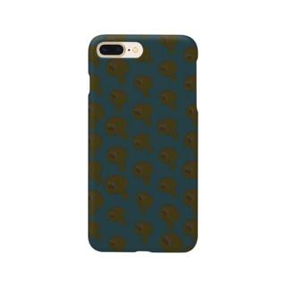 ぞんびのうずいさん Smartphone cases