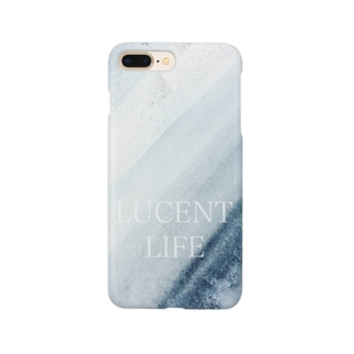 Sumi - Silver leaf Smartphone cases