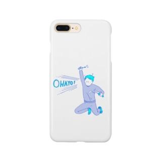 OHAYO〜! Smartphone cases