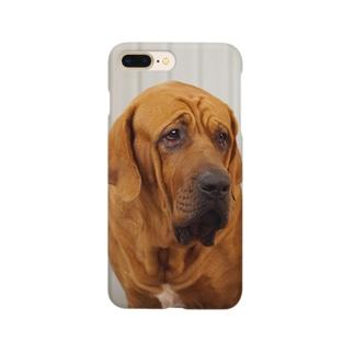 うるうる犬 Smartphone cases