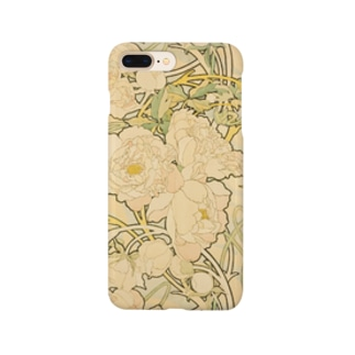 ミュシャ Alphonse Mucha Smartphone cases