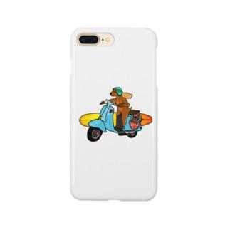 Coda surfdog Smartphone cases