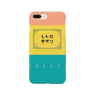 レトロモダン Smartphone Case