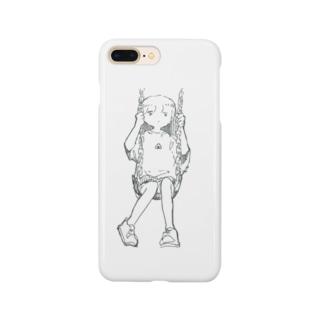 ぶらんこ Smartphone cases