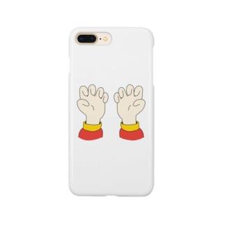 にぎにぎ Smartphone cases