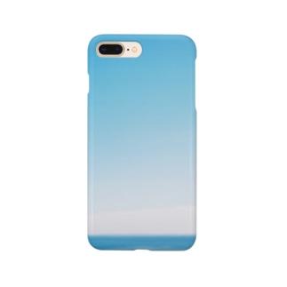 あおいみずと空気を Smartphone Case