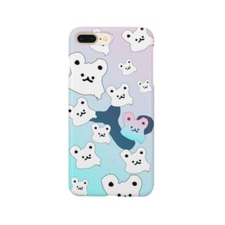うみゅうみゅ Smartphone cases