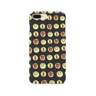 あやの新商品(すまいりんくん) Smartphone cases