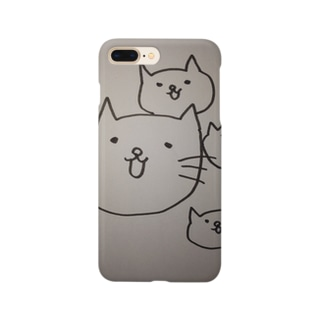 ねこだよ。 Smartphone cases