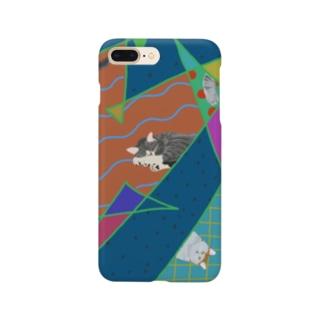猫かわいい Smartphone cases