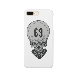 skull rock Smartphone cases