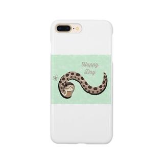 シシバナ Smartphone cases