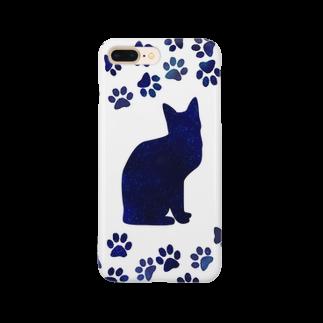 オルカの宇宙と猫 Smartphone cases