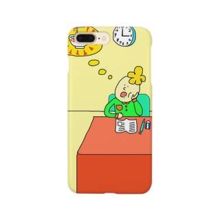 授業集中できない Smartphone cases