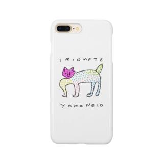 イリオモテヤマネコ Smartphone cases