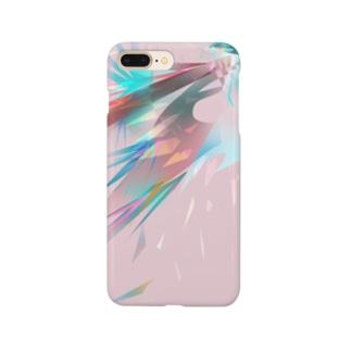 宝石の影 Smartphone cases