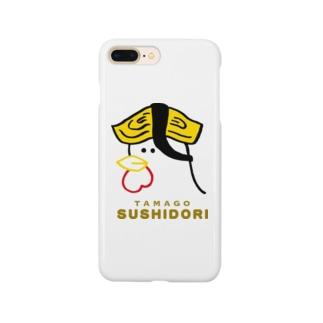 SUSHIDORI/TAMAGO Smartphone cases