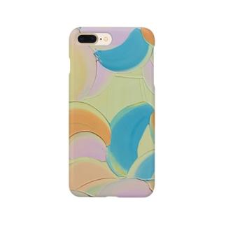 Mandarins summer  Smartphone cases