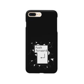 突き進め モノクロ2 Smartphone Case